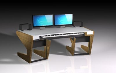 UNTERLASS DUODESK KEY 60 oT keyboard desk