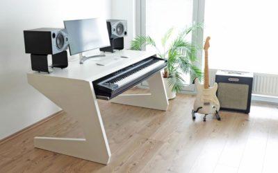 UNTERLASS KEY 88 keyboard desk